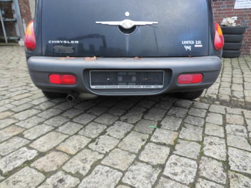 Stoßfänger h. kpl. Chrysler PT Cruiser Lim./Cabrio (Typ:AB MODELL '01