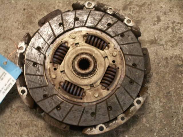 Kupplung kpl. (1587ccm 65kW TU5JP /NFZ TU5JP/NFZ)