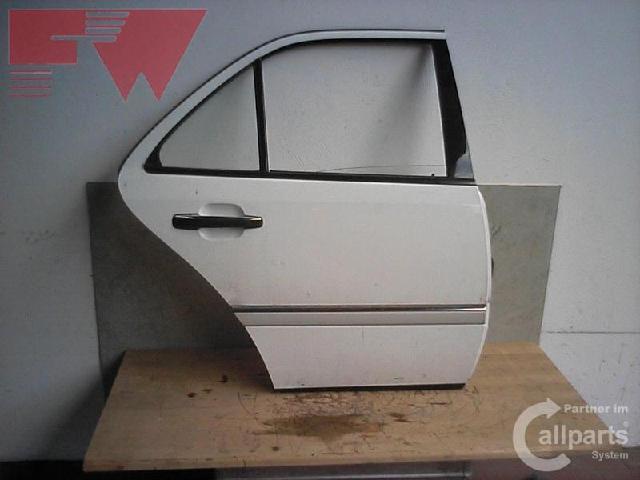 Tür HR weiß Limo Mercedes-Benz C-Klasse Limo und Kombi (Typ:202)