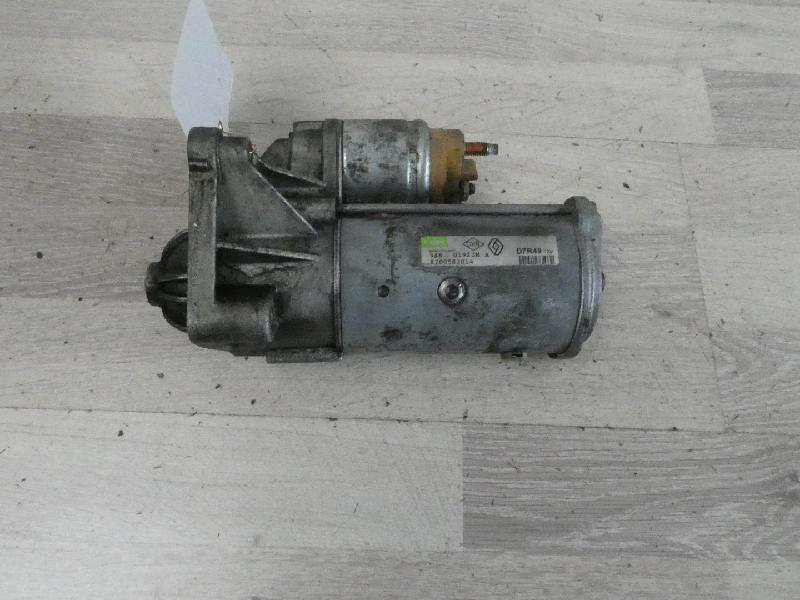 Anlasser 1,9 CDi 96 KW (1,9 Diesel(1870ccm) 66kW L/KM14/7/D (F9Q803/4) F9Q803/4)