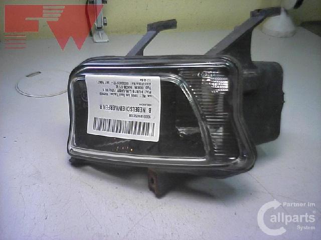 Nebelscheinwerfer R Fiat / Lancia Punto Lim./Cabriolet (Typ:176)