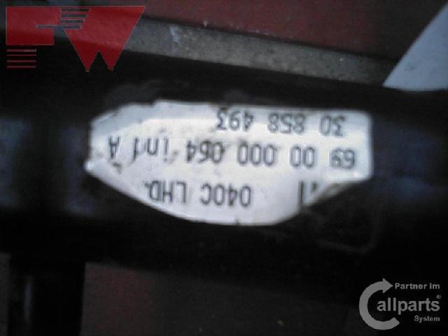 Servolenkgetriebe Volvo S40 / V40 Lim./Kombi (Typ:V)