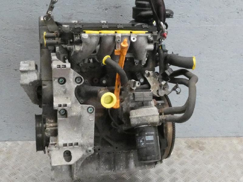 Motor AQY 2,0 85kW (2,0 (1984ccm) 85KW AQY AQY Getriebe 5-Gang)