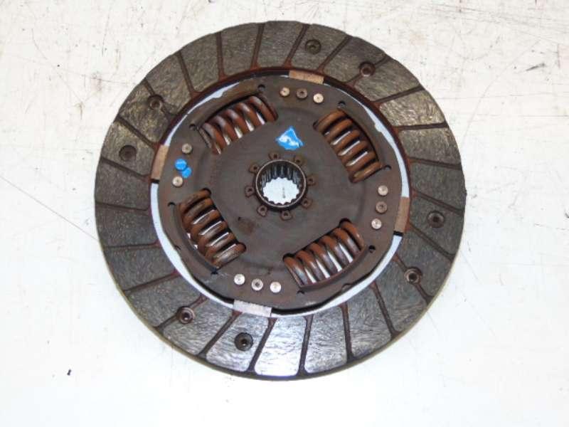 Kupplung Mitnehmerscheibe Druckplatte (1124ccm 44kW TU1JP /HFX TU1JP/HFX Getriebe 5-Gang)