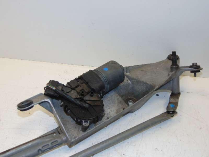 Wischermotor mit Wischergestänge vorne Renault Modus Lim. (Typ:FP0/JP0) Authentique Bild 3