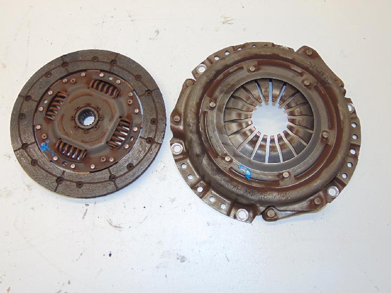 Kupplungsscheibe 1.4 59kw (1,4(1388ccm) 59kW Getriebe 5-Gang)