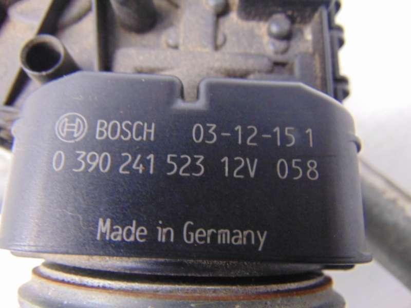 Wischermotor vorne mit Gestänge Peugeot 206 CC Cabrio (Typ:2D) 206 CC Bild 2