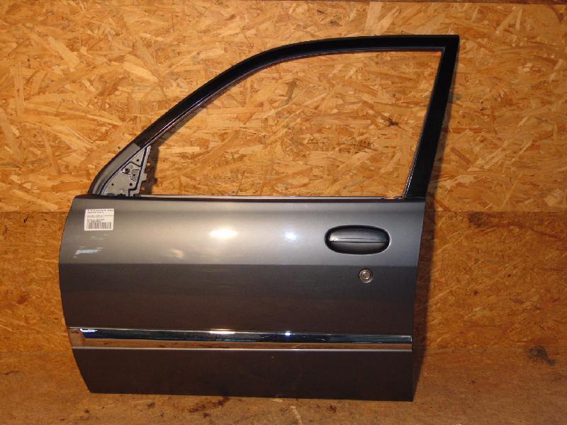 Tür VL vorne links 01-04 S30 Gray Metallic Daihatsu Sirion (Typ:M1) CX