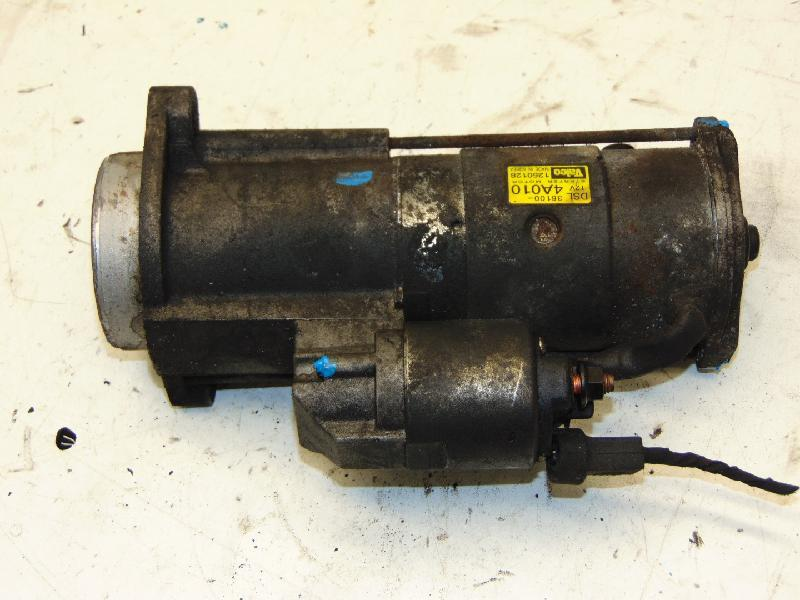 Anlasser 2.5 CRDi 125kw (Diesel 2,5(2497ccm) 125KW)