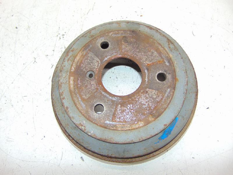 Bremstrommel HR hinten rechts 1.0 52kw (1,0(999ccm) 52kW) Bild 1