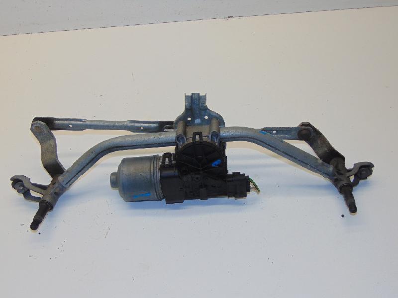 Wischermotor mit Gestänge vorne Peugeot 207 Lim. (Typ:) 207 Filou