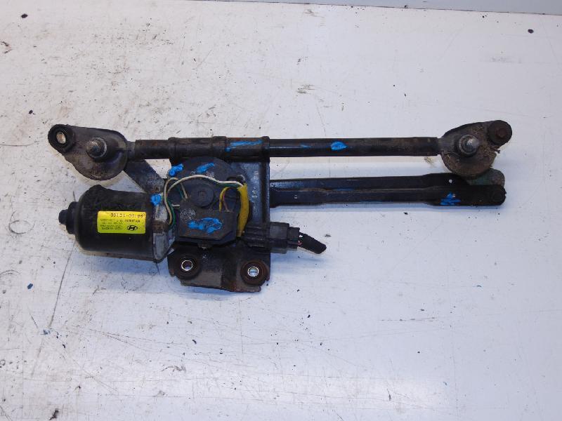 Wischermotor vorne mit Gestänge 02-05 Hyundai Getz (Typ:TB) GLS Bild 1