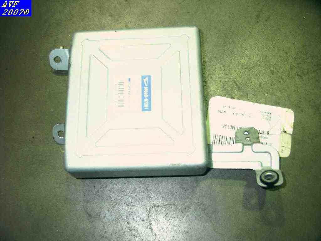 Steuergerät Daihatsu Cuore (Typ:L501) GLX
