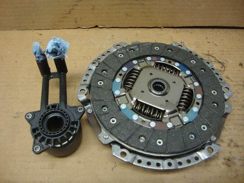Kupplung kpl. Ford B-Max 1,0 (1.0(998ccm) 88kW M1JA M1JA Getriebe 5-Gang B5/IB5)