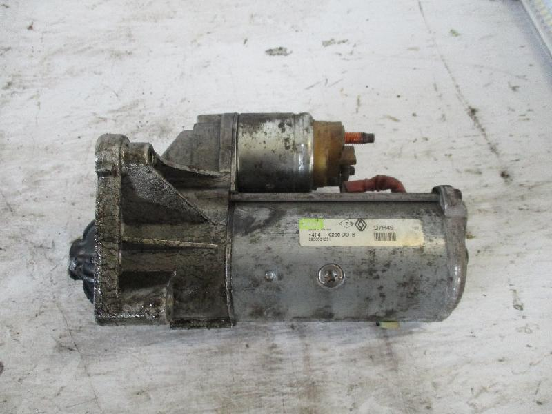 Anlasser Megane Cabrio Bj 2004 (1,9 Diesel(1870ccm) 88kW EMOG/1G EM2C F9Q800 EMOG/1G EM2C F9Q800)
