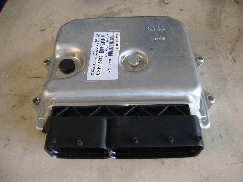 Steuergerät Motor Ford Ka / Fiat 500 (1,3 Diesel(1248ccm) 55kW)