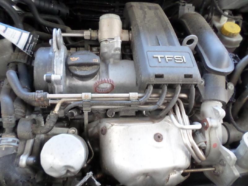 Motor CBZA Audi A1 Bj 2012 (1,2(1197ccm) 63kW CBZA CBZA Getriebe 5-Gang)