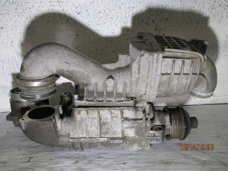 Kompressor CLK 200 Kompressor Mercedes-Benz CLK 200-CLK 55 AMG Coupè/Cabrio (Typ Coupé CLK200Kompressor