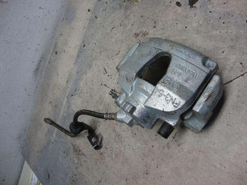 Bremssattel v.l..Scenic II 1,9 DCI (1,9 Diesel(1870ccm) 85kW F9Q812 /JM1G/2C/12 F9Q812)
