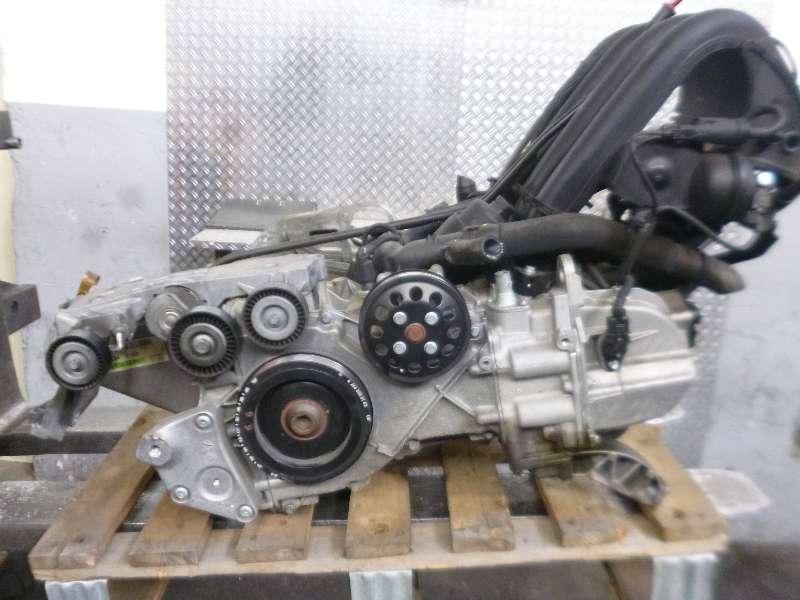 Motor B-Klasse B170 W245 / A-Klasse  A170 W169 * 266940 * Bj.2005 Km:83293