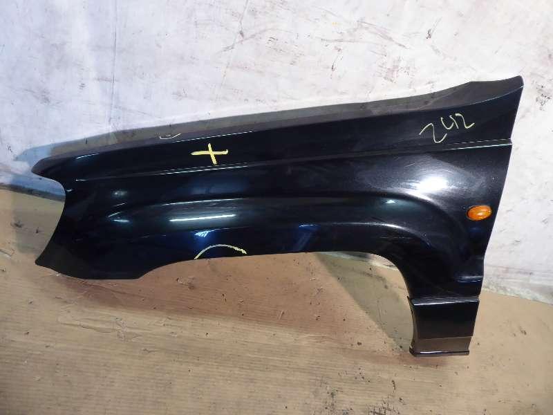 Jeep Grand Cherokee WJ  Kotflügel links komplett , Brilliant Black