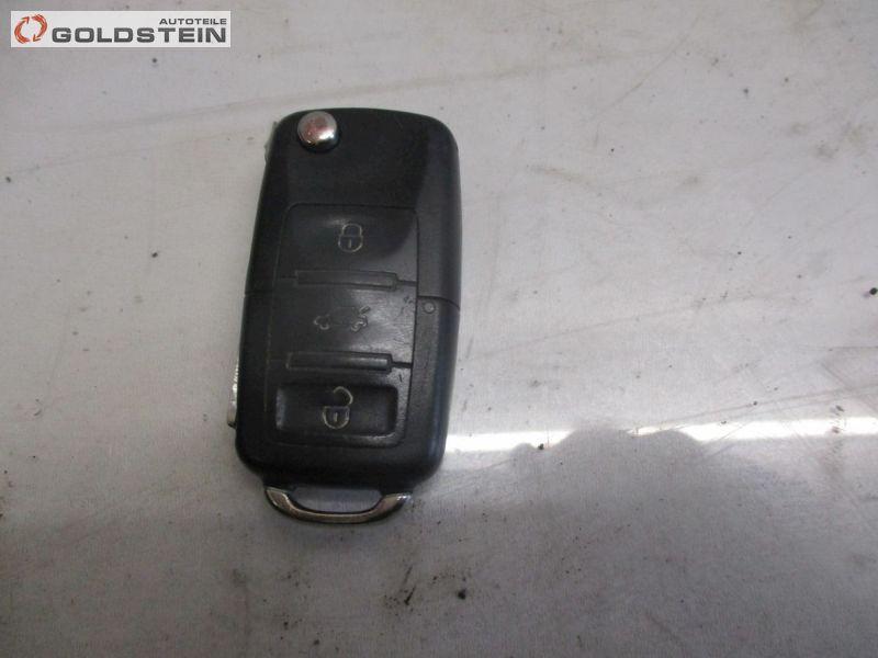 Zündschlüssel Funkschlüssel klappschlüssel VW GOLF V VARIANT (1K5) 1.9 TDI 77 KW
