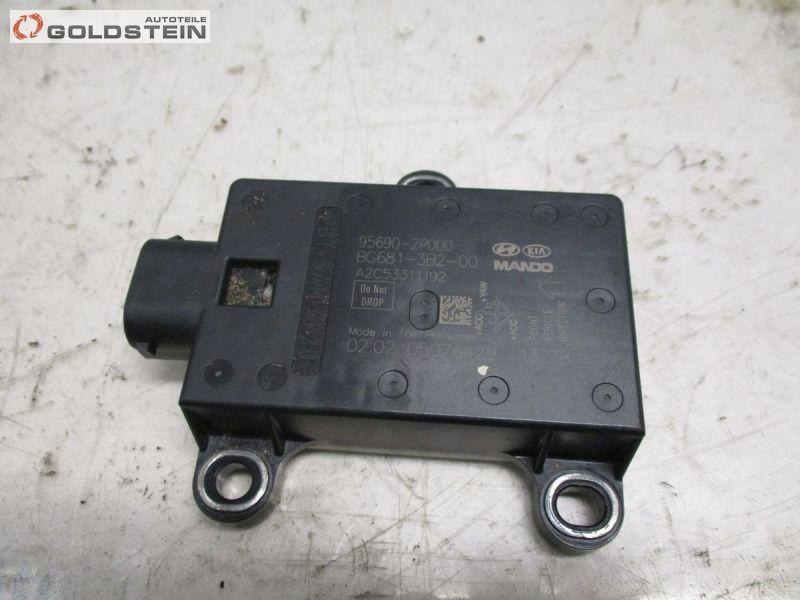 Sensor ESP Modul Drehratensensor Sorento Tucson HYUNDAI IX35 (LM) 2.0 CRDI 4WD FACELIFT 135 KW 95690-2P000