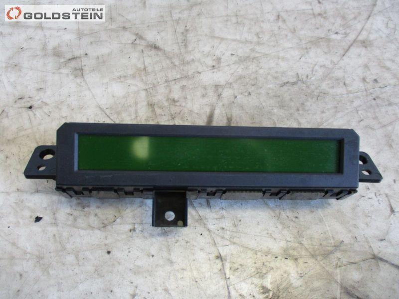 Steuergerät Info Display Uhr Bordcomputer MAZDA 5 (CR19) FACELIFT  2.0 CD 105 KW C291611J0