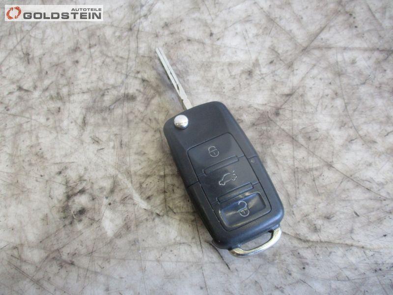 Zündschlüssel Funkschlüssel Autoschlüssel Klappschlüssel SKODA OCTAVIA COMBI (1Z5) 2.0 TDI 16V 103 KW