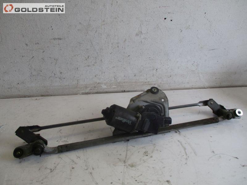 Wischergetriebe Wischermotor Frontscheibenwischer RHD RECHTSLENKER JEEP GRAND CHEROKEE III (WH) 3.0 CRD 160 KW 55156315AB