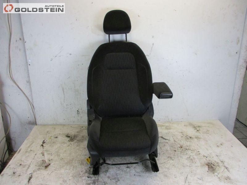 Sitz rechts vorne Stoffsitz Armlehne CITROEN C3 PICASSO 1.4 VTI 95 70 KW