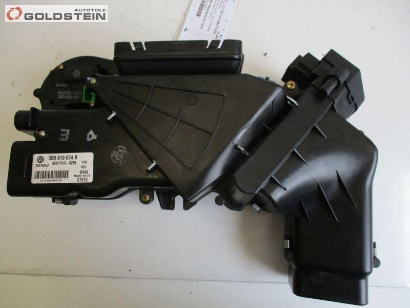 Luftdüse Lüftergitter Belüftung Air vent Luftführung Stellmotor unten rechts VW PHAETON (3D_) 3.0 V6 TDI 4MOTION 165 KW 3D0819874B