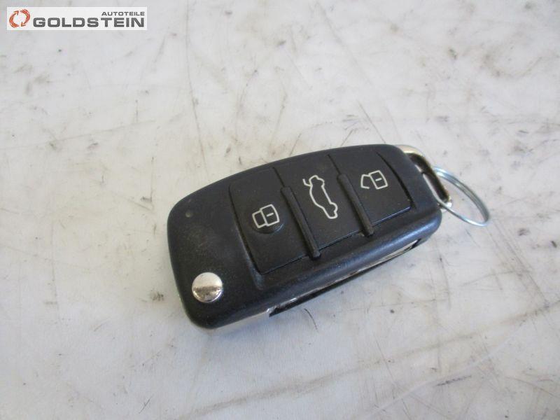 Zündschlüssel Funkschlüssel Autoschlüssel 434 MHz AUDI A3 SPORTBACK (8PA) 1.9 TDI 77 KW 8P0837220D