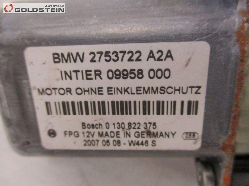 Motor Fensterheber Fensterhebermotor Vorne Rechts MINI MINI (R56) COOPER S 128 KW 2753722 Bild 5