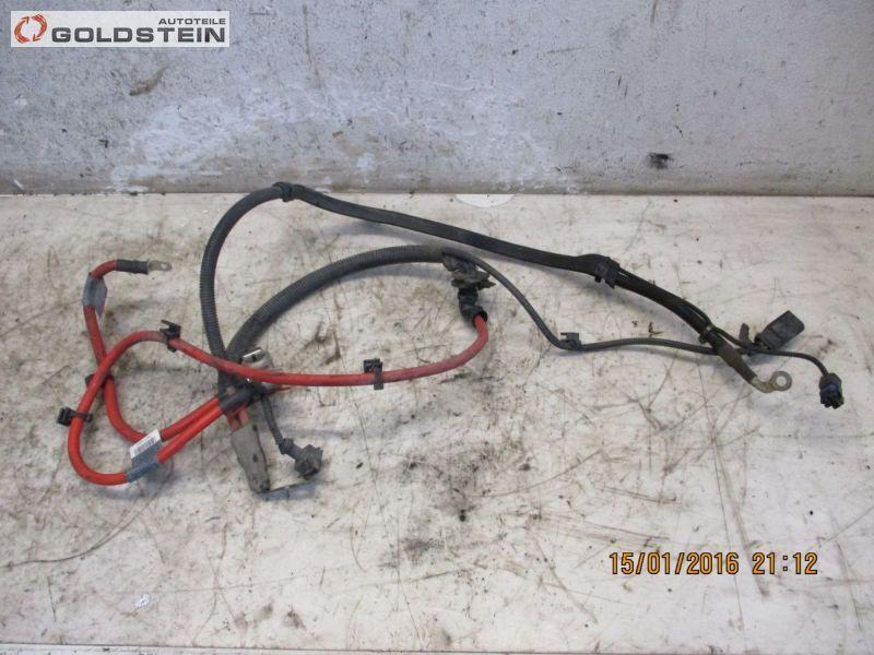 Kabel Batteriekabel Pluskabel MINI MINI CABRIOLET (R57) COOPER 88 KW 757114007