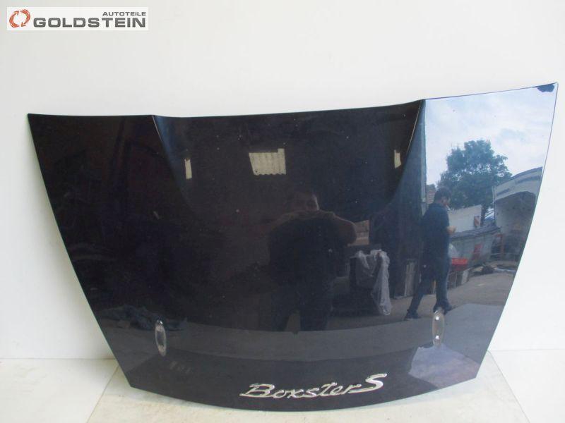 Heckklappe L3AZ Oceanblau Metallic PORSCHE BOXSTER (986) 2,5 150 KW