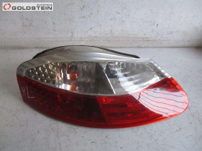 Rückleuchte Rücklicht links Rücklicht Bremsleuchte Bremslicht Klarglas PORSCHE BOXSTER (986) 2,5 150 KW