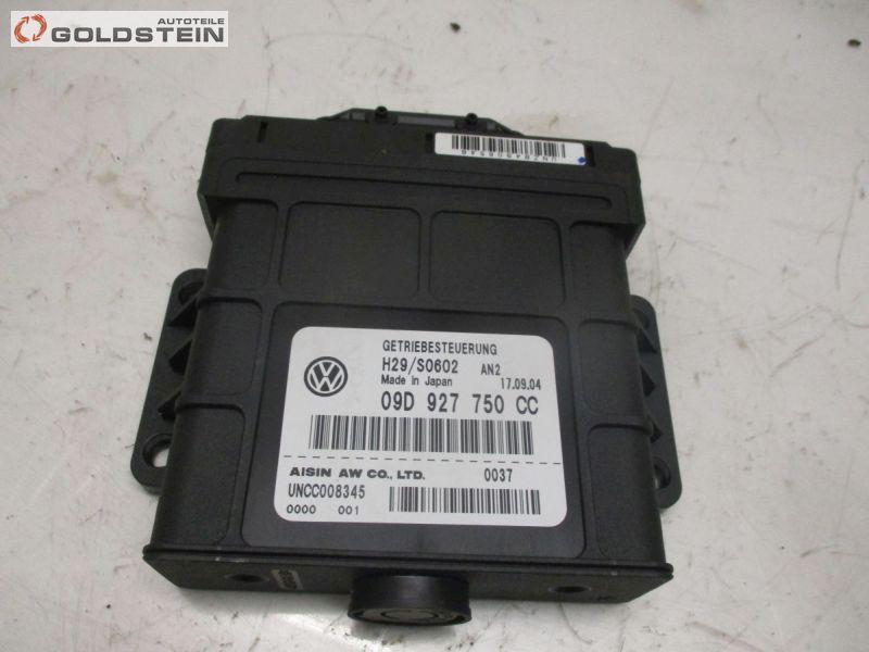 Steuergerät Getriebesteuergerät Getriebesteuerung Automatik A48.00 PORSCHE CAYENNE (955) S 4.5 250 KW 09D927750CC