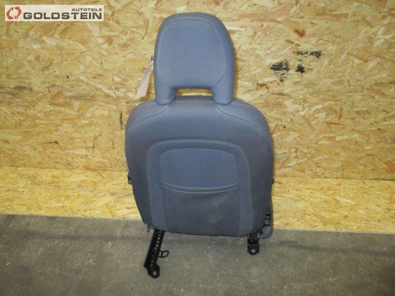 Sitz vorne rechts Beifahrerseite Stoff VOLVO V50 (MW) 2.0 D 100 KW Bild 7
