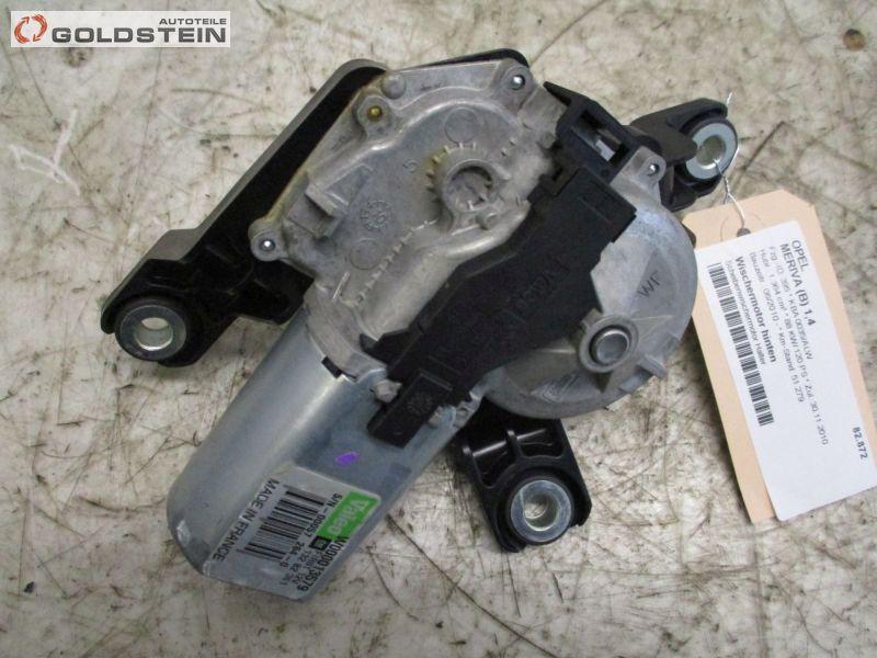 Wischermotor hinten Scheibenwischermotor Halter OPEL MERIVA (B) 1,4 88 KW W000013579
