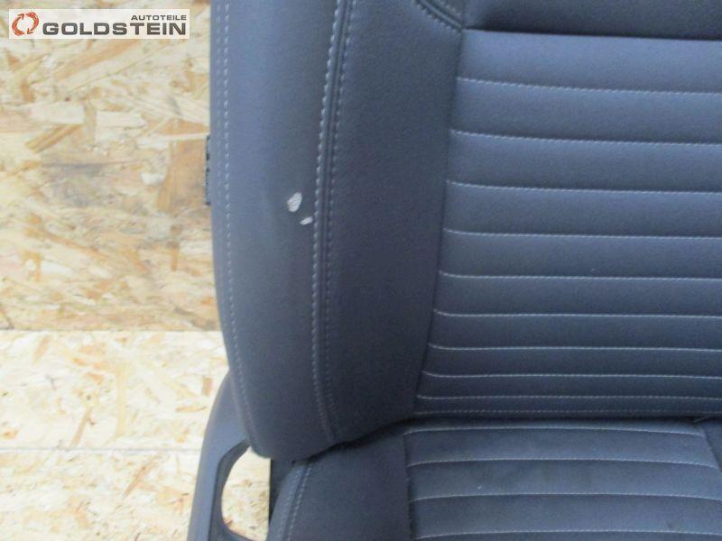 Sitz vorne rechts Beifahrerseite Stoff VOLVO V50 (MW) 2.0 D 100 KW Bild 5