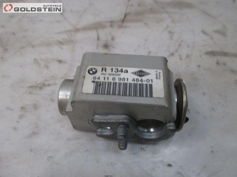 Ventil Expansionventil Klimaanlage BMW 1 (E87) 118D 105 KW 6981484