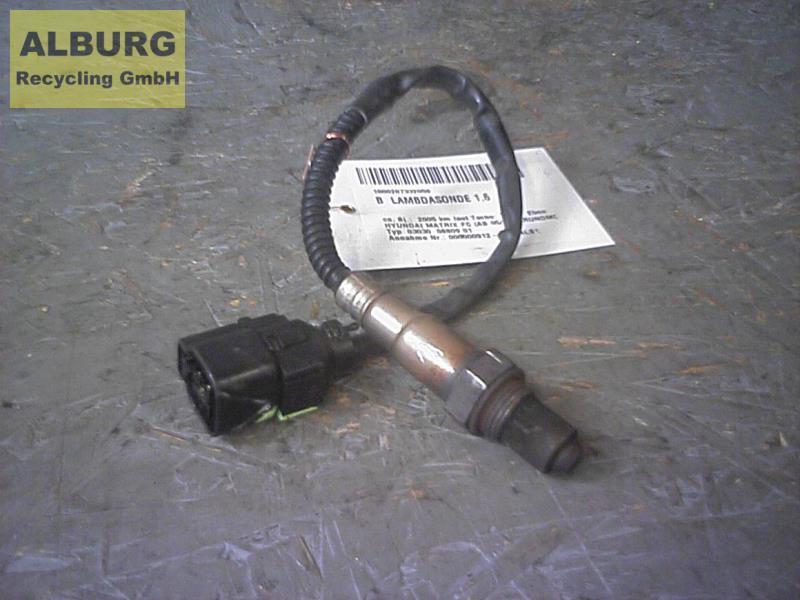 Lambdasonde 1,6 KEINE ANGABE Hyundai Matrix Fc (Ab 05/01) BJ: 2005