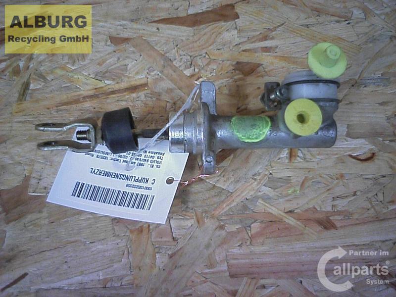 KUPPLUNGSNEHMERZYL; Kupplungsnehmerzylinder; S40/V40 (V, 02/96-); TYP V,  02/96-02/04; KEINE ANGABE; KEINE ANGABE