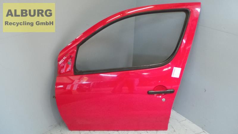 Tür vorne links Rot PURE RED R29 DAIHATSU YRV (M2) 4-Türer