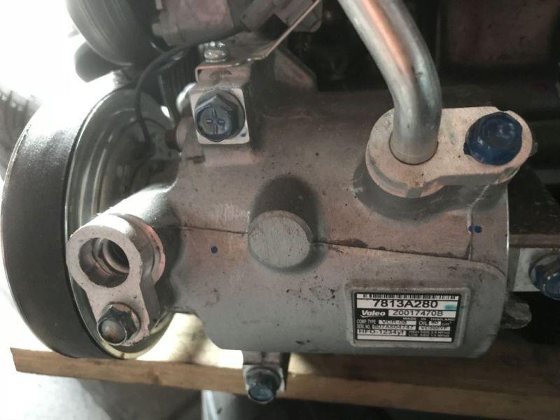 Klimakompressor  MITSUBISHI SPACE STAR 1,0I 52 KW 7813A280