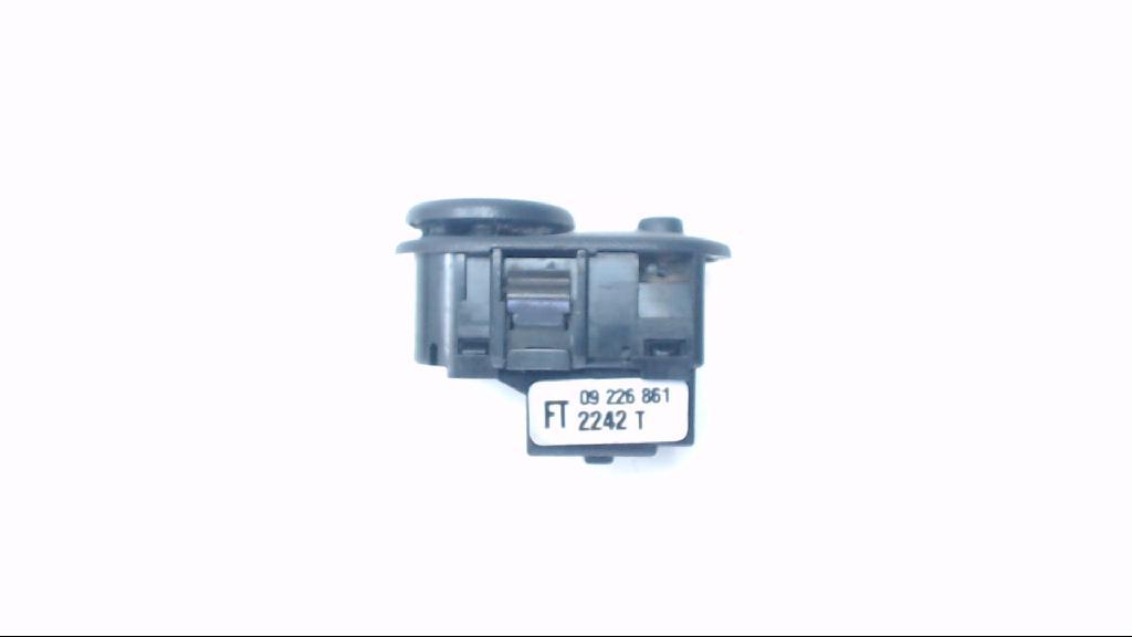 Signaltaste / Steuertaste Spiegelverstellung L Opel Agila Bj 2002 09226861