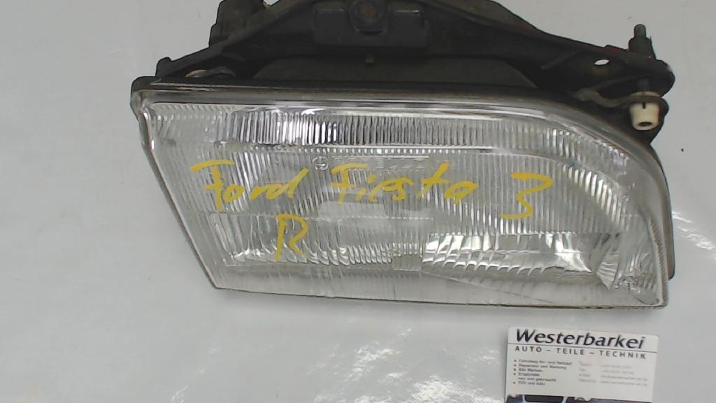 Scheinwerfer Komplett R Ford Fiesta  92FG13005A2A