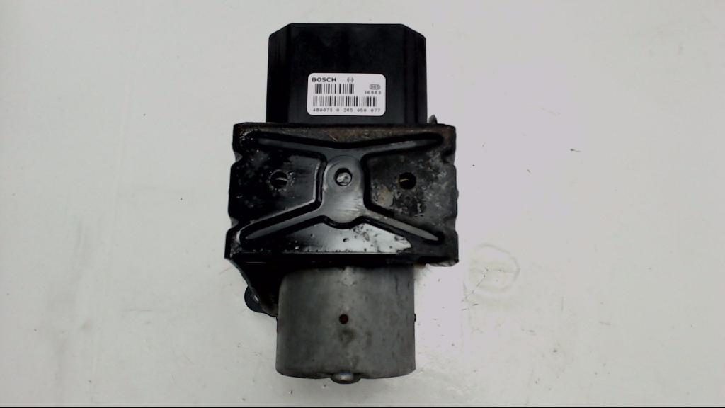 ABS Hydraulikblock MCC Smart Bj 2004 4890750