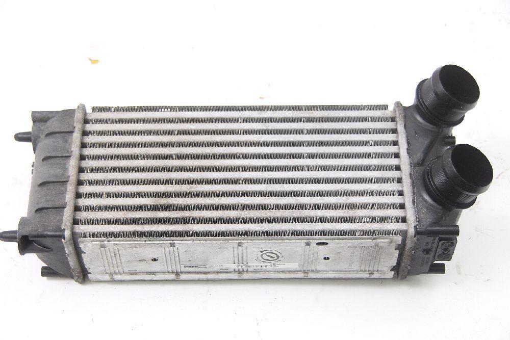 Ladeluftkühler Citroen C4 2 B7 9684212480 VALEO 0384N9 1,6 68 KW 92 PS Diesel